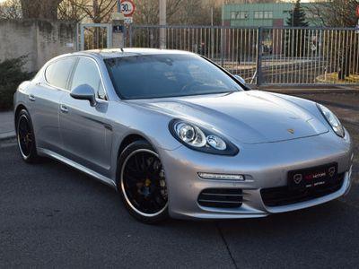 brugt Porsche Panamera 4S DSG-LUFT-ACC-SPORT CHRONO-GARANTIE-KREDIT Sportwagen / Coupé,