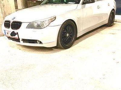 gebraucht BMW 530 d-E60- 6 Gang Schaltgetriebe-TOP