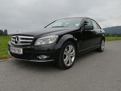 used Mercedes C350 Avantgarde CDI Aut. Bi-Xenon Navi Leder Tempomat