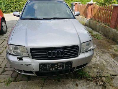 gebraucht Audi A6 2,5 Kombi / Family Van