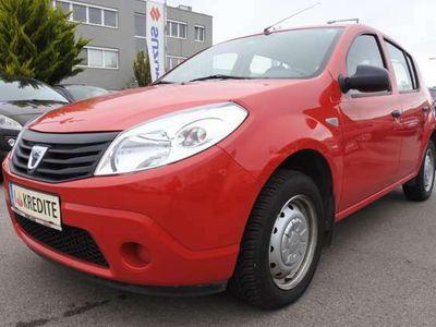 gebraucht Dacia Sandero 1,2 16V+PICKERL NEU+AKTION+