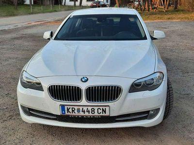gebraucht BMW 520 5er-Reihe Diesel (F10) Efficient Dynamics Österr