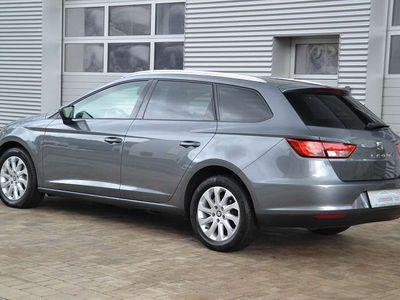 brugt Seat Leon ST Style 2,0 TDI Navigtaion Sitzheizung, Abged. Scheiben, Klimaautoomatik!!! Kombi / Family Van,