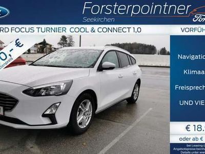 gebraucht Ford Focus Traveller 1,0 EcoBoost Cool & Connect
