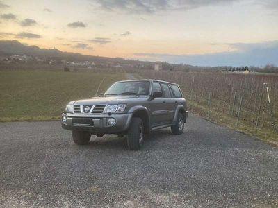 gebraucht Nissan Patrol SUV / Geländewagen