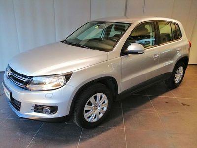gebraucht VW Tiguan Basis TSI BMT