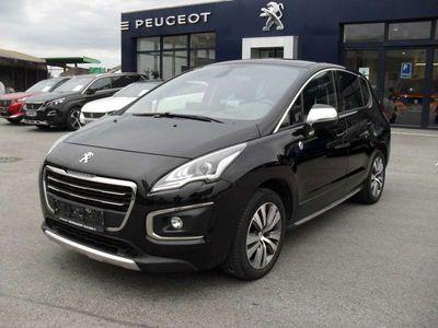 gebraucht Peugeot 3008 Crossway 1,6 BlueHDi 120 S&S