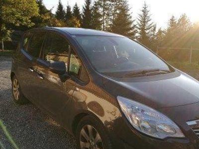 gebraucht Opel Meriva 1,7 CDTI Edition 30 DPF