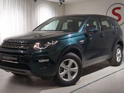 gebraucht Land Rover Discovery Sport 2,0 TD4 4WD SE Aut.   Auto Stah... SUV / Geländewagen,
