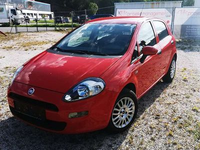 gebraucht Fiat Punto 1,4 78 Easy Limousine,