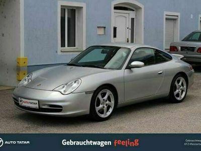 gebraucht Porsche 911 Carrera 996 Coupé   439,- mtl.   Handschalter  