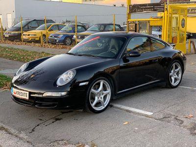 gebraucht Porsche 911 Carrera 4 Coupé Chronograph Sport Tiptronic*GARANTIE*SOFORT-KREDIT*TAUSCH* Sportwagen / Coupé
