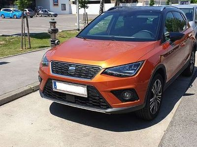 gebraucht Seat Arona AronaXcellence Eco TSI DSG 5-türgig SUV / Geländewagen