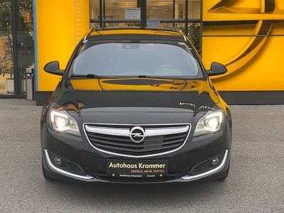 gebraucht Opel Insignia ST 2,0 CDTI Ecotec Allrad Cosmo Aut. Kombi / Family Van