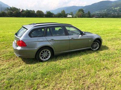 gebraucht BMW 320 3er-Reihe Kombi Allrad Diesel (E91) xDrive Touri