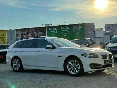 gebraucht BMW 520 d Touring **Panoramadach*Navi*1-Besitz**