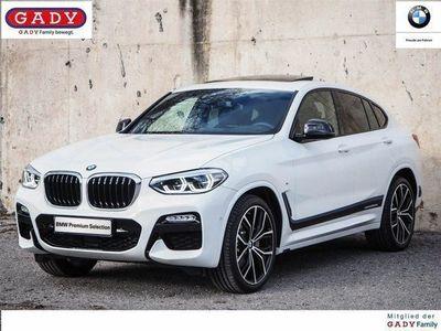 gebraucht BMW X4 xDrive 25d M Sport Aut. SUV / Geländewagen,