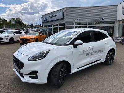 gebraucht Ford Puma 1,0 EcoBoost Hybrid ST-Line X
