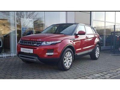 gebraucht Land Rover Range Rover evoque Dynamic 2,2 SD Aut.