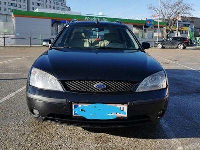 gebraucht Ford Mondeo Trav. Ghia 2,0 TDCi Durashift Aut