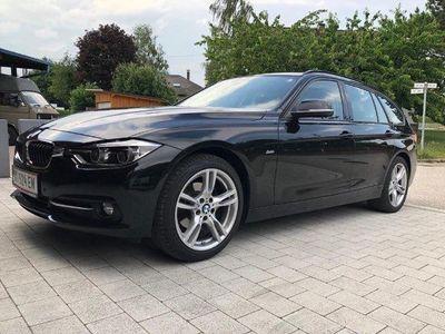 gebraucht BMW 318 3er-Reihe Kombi Diesel (F31) Touring Sport Line