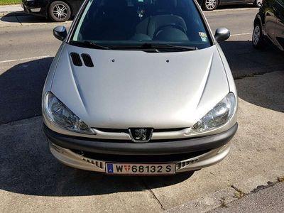 used Peugeot 206 OE3 ED 1.4 3T Klein-/ Kompaktwagen,