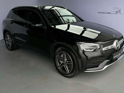 gebraucht Mercedes GLC220 d 4Matic *AMG*Voll-LED*DISTRONIC*KAMERA*19''