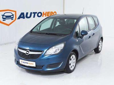 gebraucht Opel Meriva 1.4 Cool & Sound | *HERBST-AKTION*