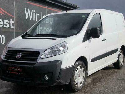 gebraucht Fiat Scudo Kombi Standard L1H1 1,6 16V