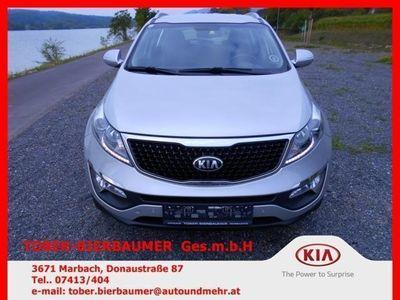 gebraucht Kia Sportage Gold 2,0 CRDi AWD