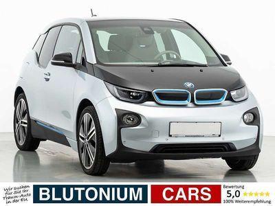 gebraucht BMW i3 94 Ah gr. Navi Cam AbTempo LED Wärmepumpe Limousine