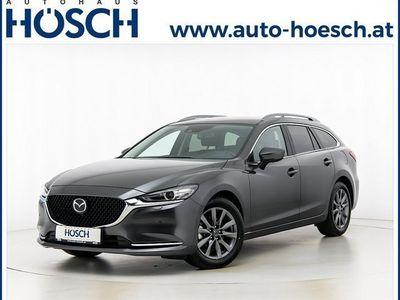 gebraucht Mazda 6 Kombi Skyactiv G 165 Exclusive Line Aut LP: