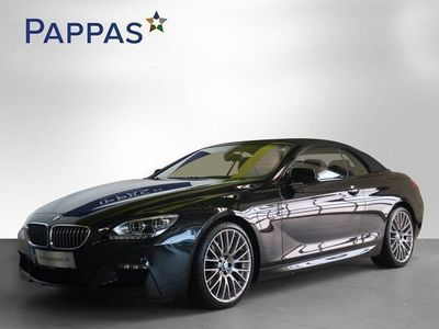 used BMW 640 Cabriolet d xDrive M Sport Edition Aut.