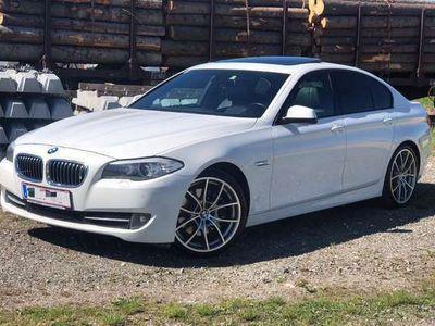 gebraucht BMW 528 5er-Reihe (F10) Aut.