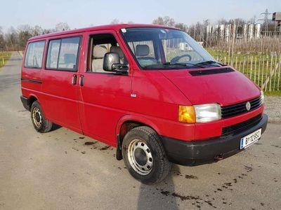 gebraucht VW Caravelle T42.4 Diesel 9-Sitzer