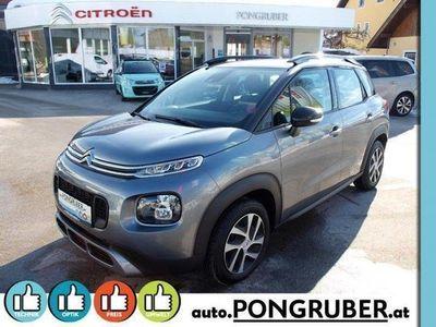 gebraucht Citroën C3 Aircross BlueHDi 100 S&S 5-Gang-Manuell Feel Limousine,