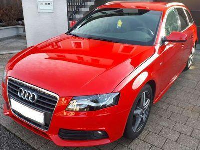 gebraucht Audi A4 Avant 2,0 TDI DPF Jubliäumsmodell