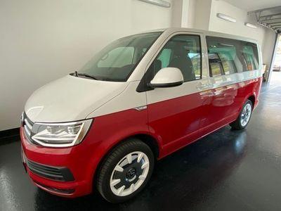 gebraucht VW Multivan Comfortline TDI 4MOTION