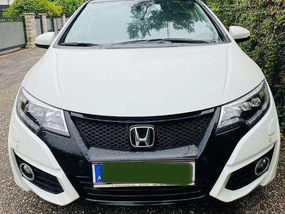 gebraucht Honda Civic 1,8 i-VTEC Executive Aut. Limousine