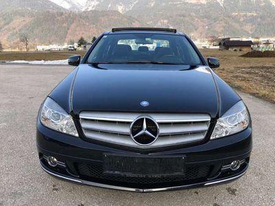 gebraucht Mercedes C320 Avantgarde CDI 4MATIC AUTOMATIK