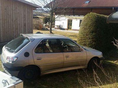 gebraucht Peugeot 306 XR Klein-/ Kompaktwagen