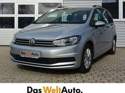gebraucht VW Touran Comfortline TSI ACT OPF 7-Sitzer Kombi / Family Van