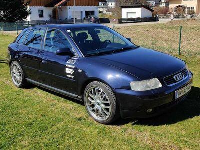 gebraucht Audi A3 1,8 T Ambition Aut.