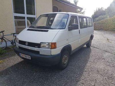 gebraucht VW T4 Kombi 3-3-3 HR 2,5 lg. TDI