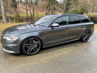 gebraucht Audi A6 Avant quattro G4