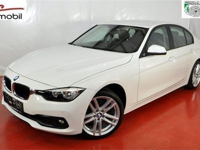 gebraucht BMW 316 3er-Reihe d Advantage Aut. Limousine,