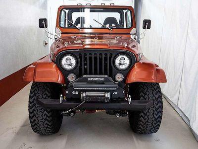 gebraucht Jeep CJ CJ-77 *KOMPLETT RESTAURIERT*6,6l V8 UMBAU CA. 250PS