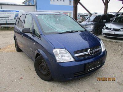 gebraucht Opel Meriva 1,7