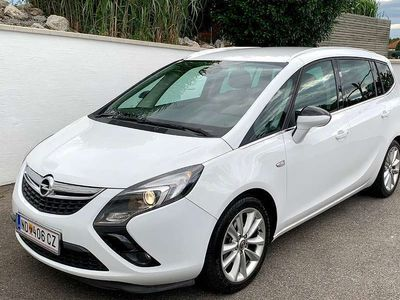 gebraucht Opel Zafira Turbo Ecotec Sport 1,4 Kombi / Family Van