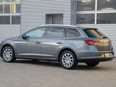 brugt Seat Leon ST Style 1,6 TDI Kombi / Family Van,